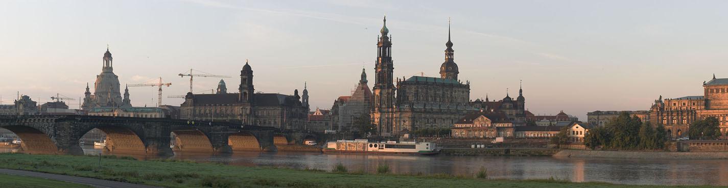 Пешеходно–автобусная экскурсия в Дрезден из Праги