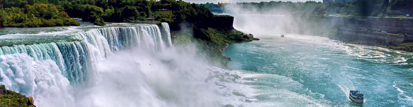 Авиа - тур на Ниагарские водопады