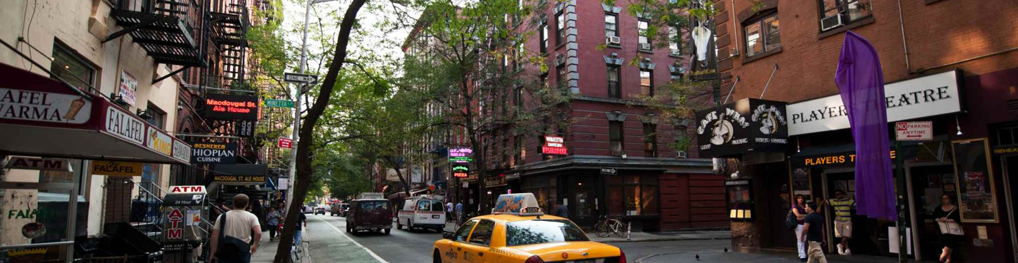 Экскурсия в SoHo, Greenwich Village и Little Italy