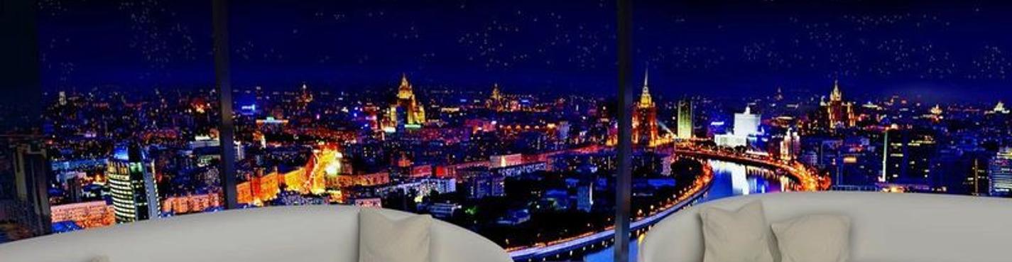 Подъём на смотровую площадку Москва-Сити