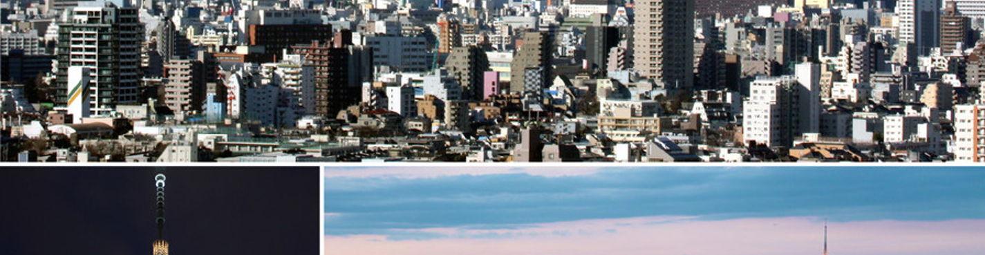 Токио. Ориентация на местности.