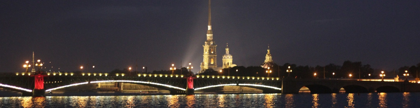Private guide in St. Petersburg