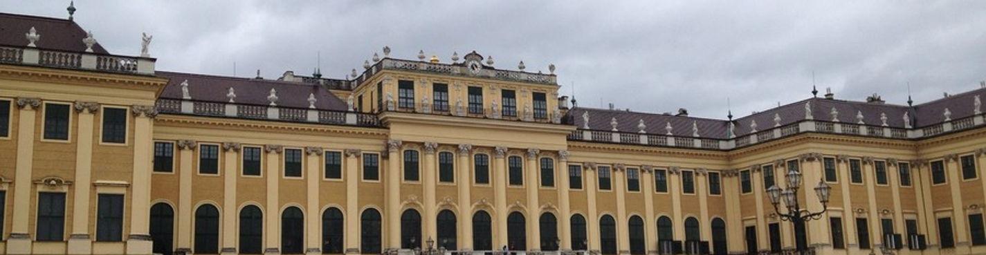 Групповая автобусная обзорная экскурсия по Вене с посещением дворца Шонбрунн и шоу выпечки штруделя
