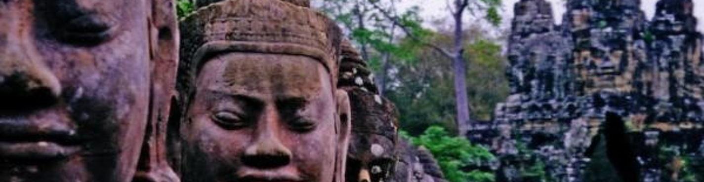 Малый круг. Ангкор Ват, ТаПром, Байон (три чуда света за один день)