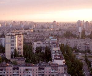Поход по крышам Киева - экскурсия