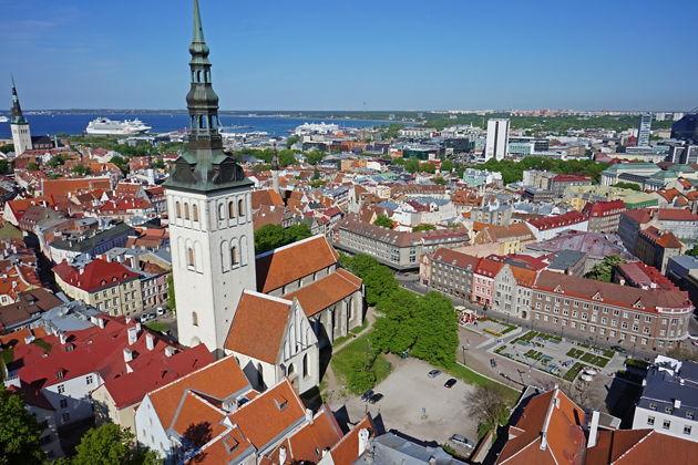 Экскурсия в Таллине: Трансфер