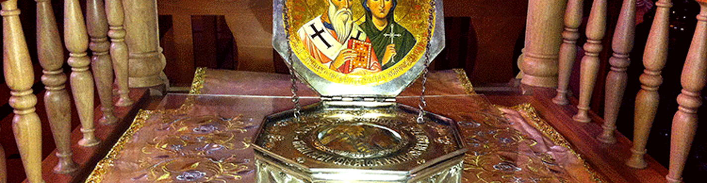 Православные сокровища Никоссии