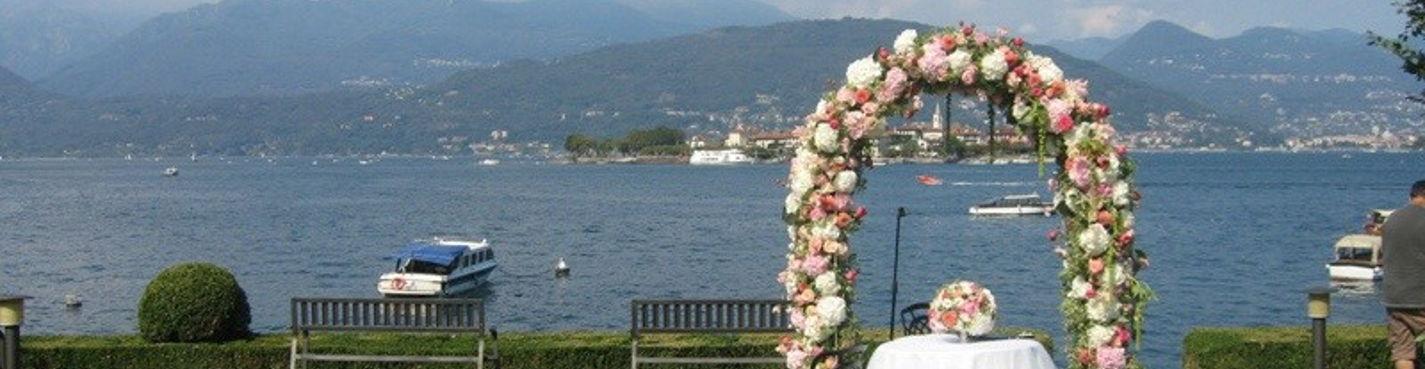 Организации свадеб и торжеств в Италии