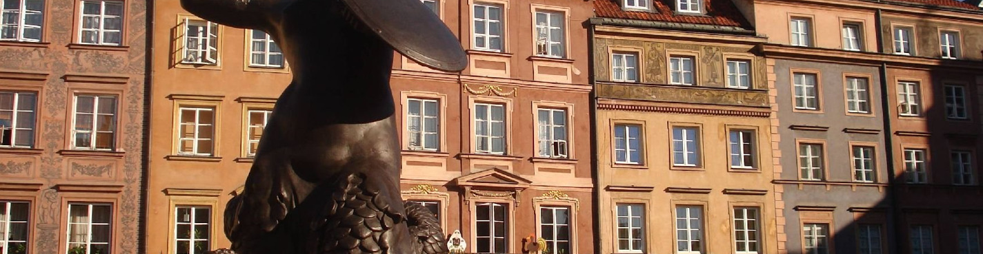 Варшаву можно полюбить! Обзорная экскурсия