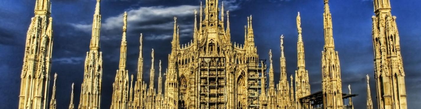 Пешая обзорная экскурсия по Милану
