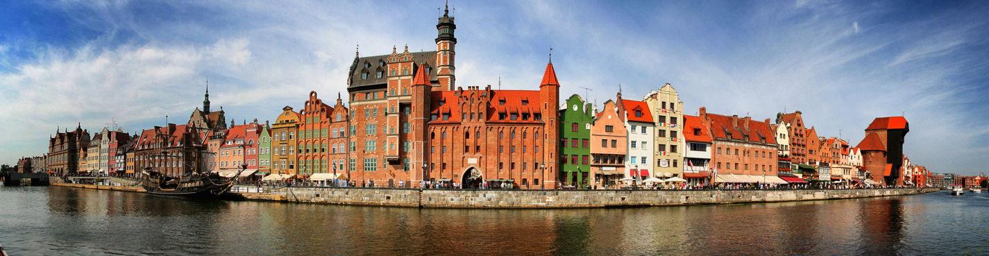 Индивидуальная экскурсия по Гданьску