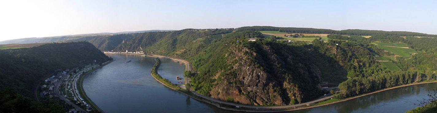 Лорелей и Долина Рейна