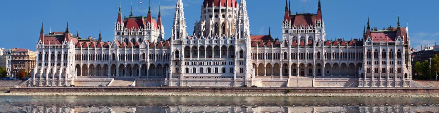 Будапешт + Братислава из Карловых Вар