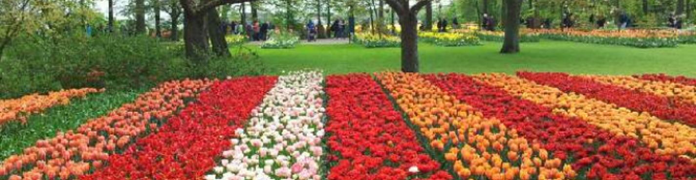 Кёйкенхоф — парк вечной Весны!