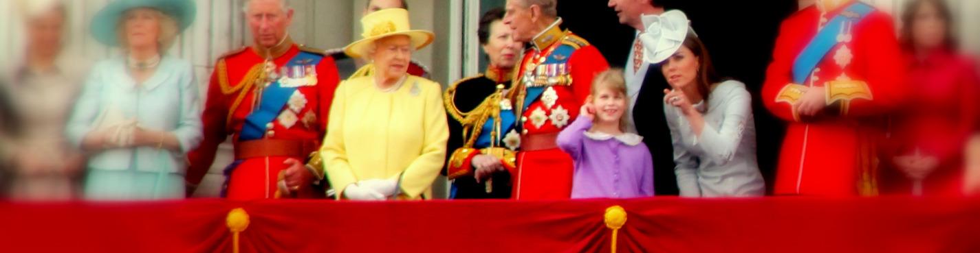 Диана и Королевская семья