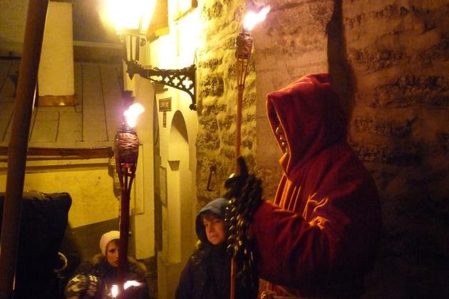 Экскурсия в Таллине: Мистическая экскурсия Истории Красного Монаха