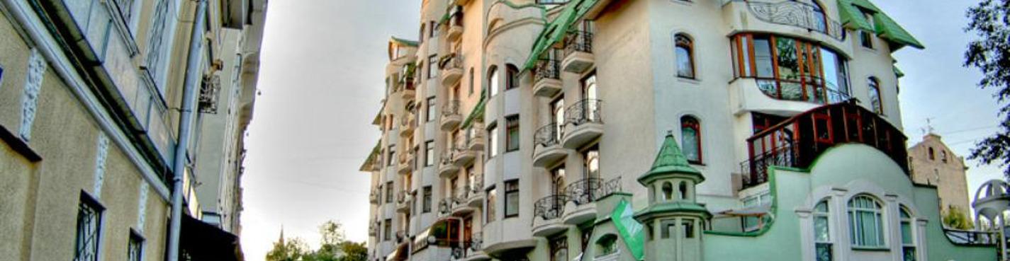 Закоулками в центре города, или проходные дворы Москвы