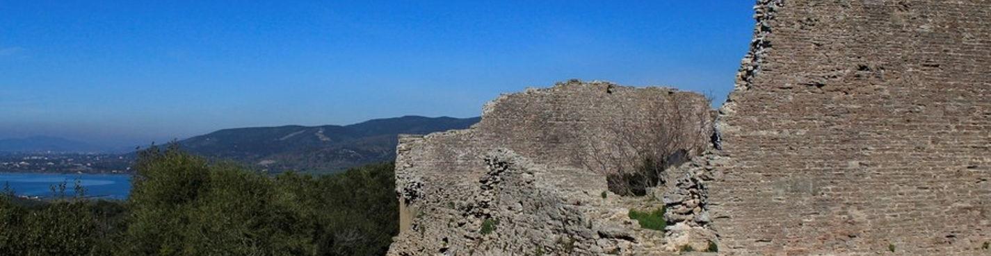 Археологические парки (Vulci, Cosa, Sovana, Roselle, Vetulonia, Populonia)