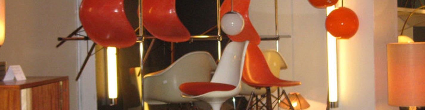 Антиквариат и магазины дизайна