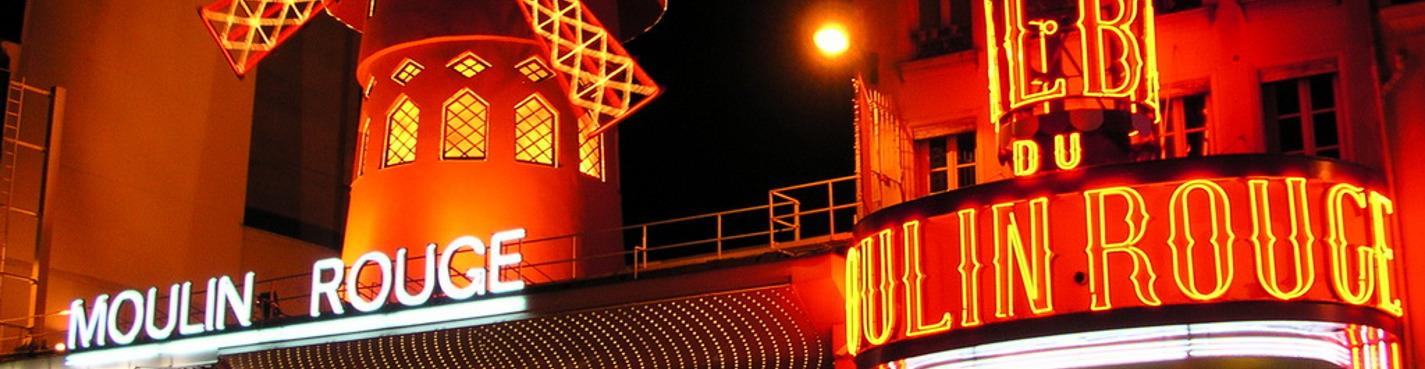 Шоу и билеты в Мулен Руж