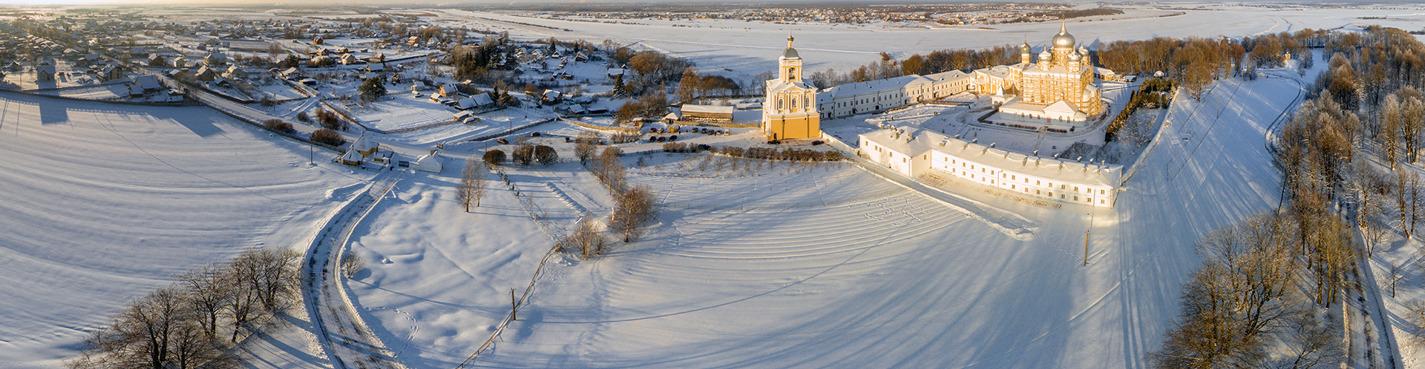Индивидуальная экскурсия в Хутынский Монастырь