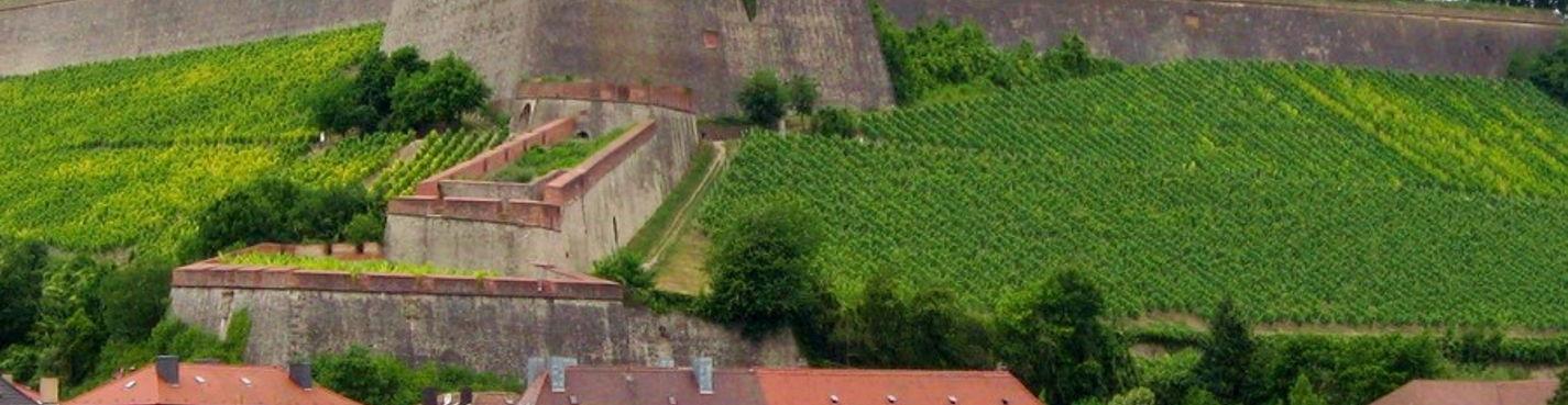 Вюрцбург: барокко и виноградники