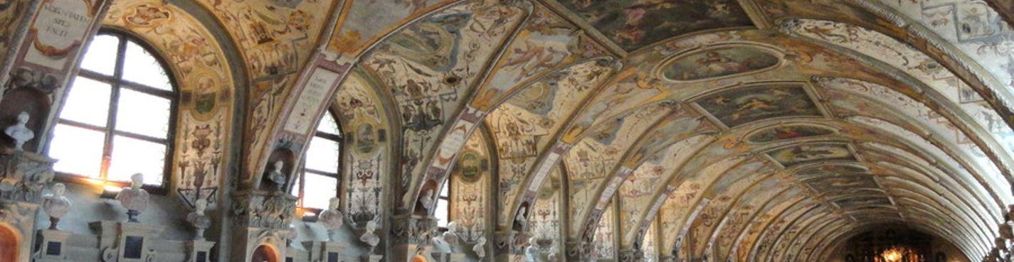 Дворец мюнхенских герцогов и королей Резиденция