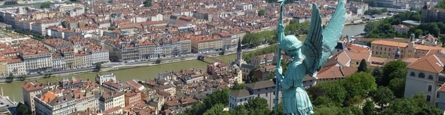 Лион — город истории! Обзорная экскурсия