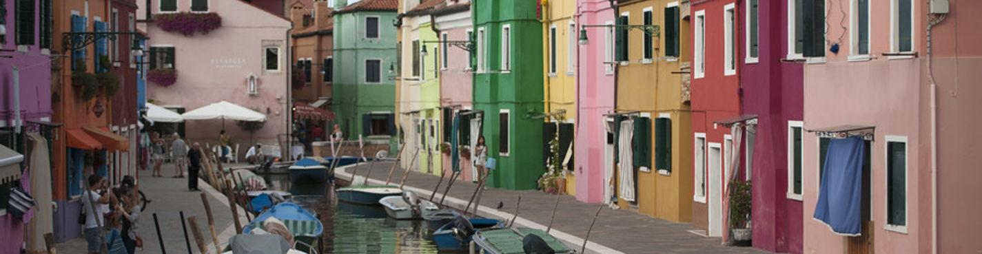 Венеция: экскурсия на острова Мурано и Бурано