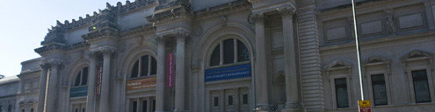 Экскурсия по Метрополитен-музею — жемчужине Нью-Йорка