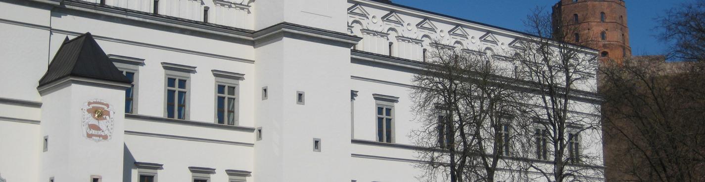 Воссозданный дворец великих князей Литовских и королей Польских