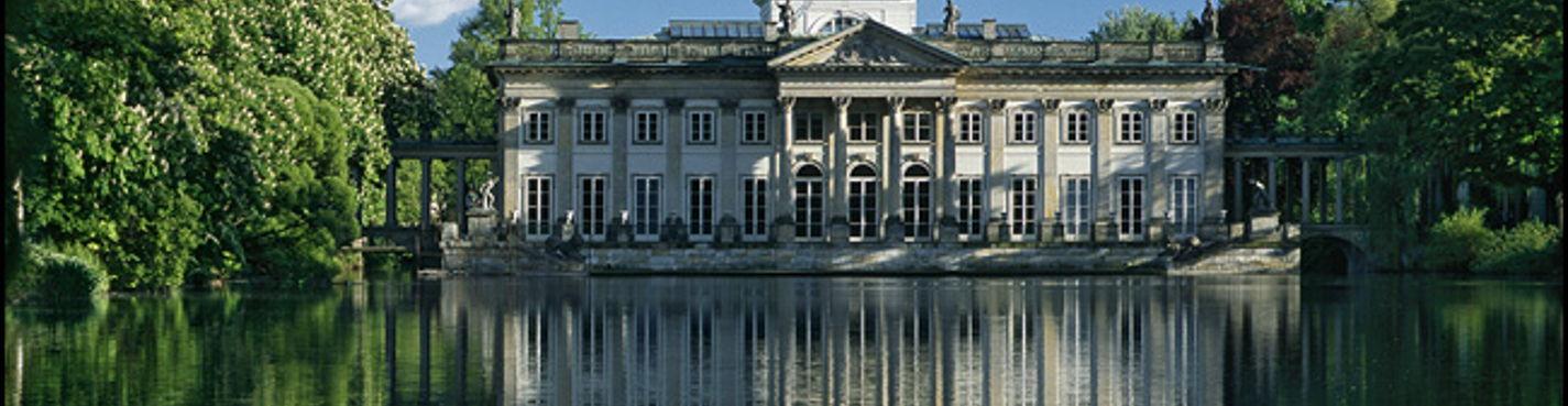 Дворцово-парковые ансамбли Варшавы (от 6 чел)