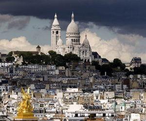 Экскурсия по Монмартру - экскурсия