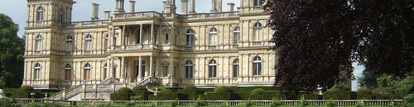 Замок Феррьер — богатство династии Ротшильдов