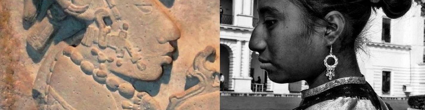 Майя вчера и сегодня (от Паленке до современных индейцев)