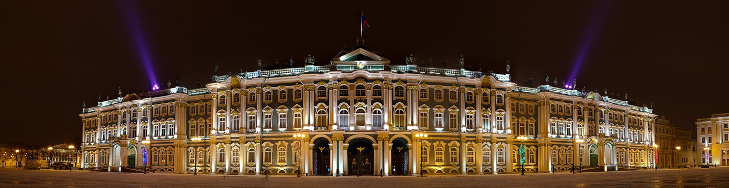 Skip the line ticket to Hermitage Museum