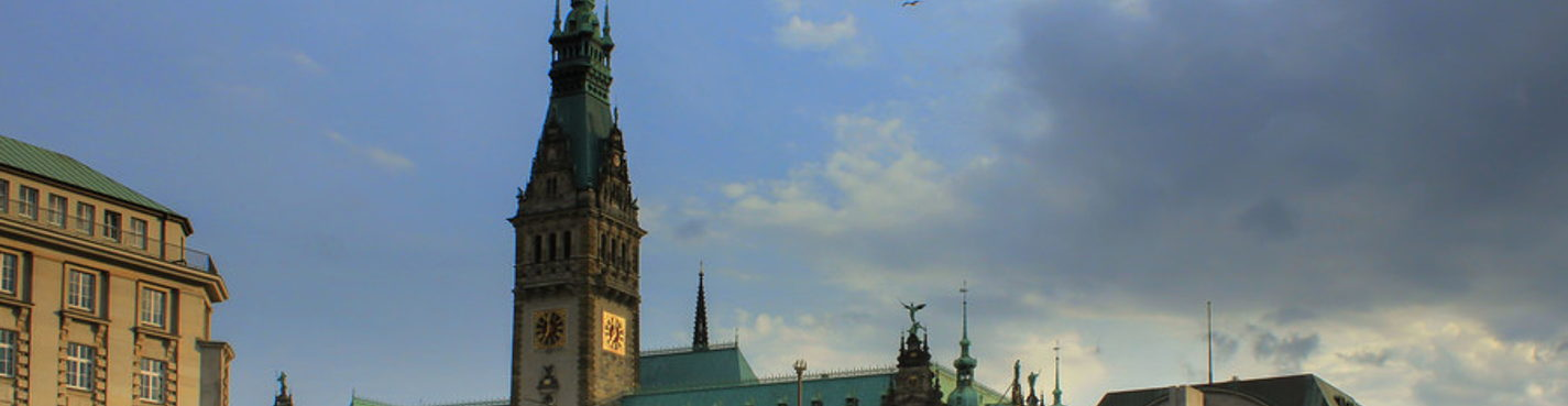 Путешествие из Бремена в Гамбург