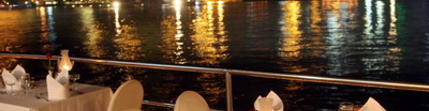 Вечерний круиз по реке Чаопрайя