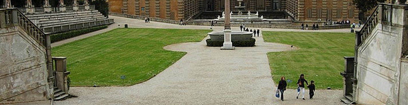 Палатинская галерея. Палаццо Питти