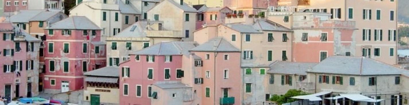 Средневековая Генуя, центр и порт (все самое интересное)