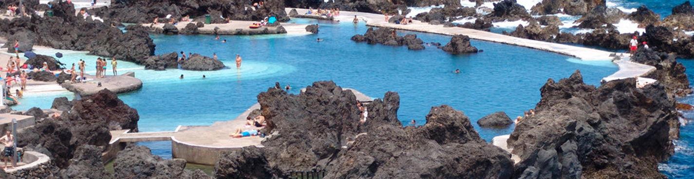 Экскурсия на запад — Порту-Мониш, остров Мадейра