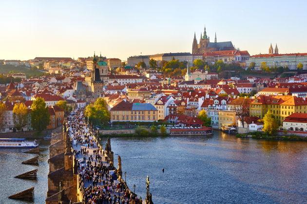 Прогулка по Старому городу Праги (групповая экскурсия)