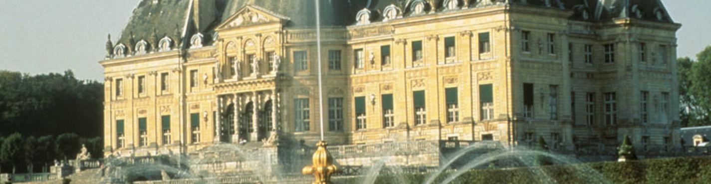 Замок Во-ле-Виконт: взлет и падение Николя Фуке.