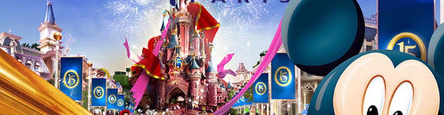 Посещение парка Диснейленд Билеты со скидкой до 15 евро