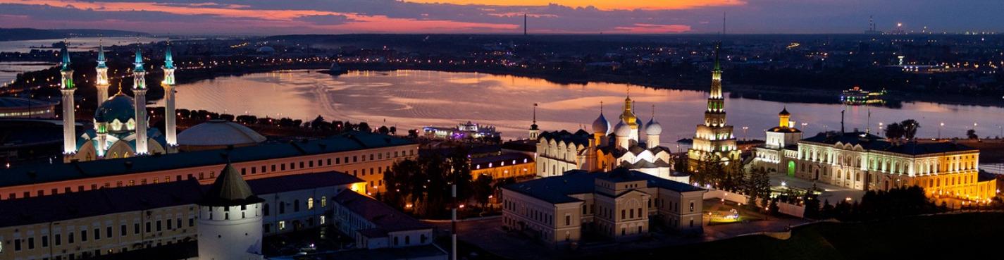 Вечерняя Казань (автобусная экскурсия)