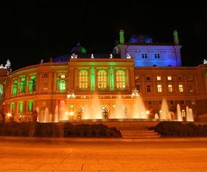 Ночная Одесса на авто - экскурсия