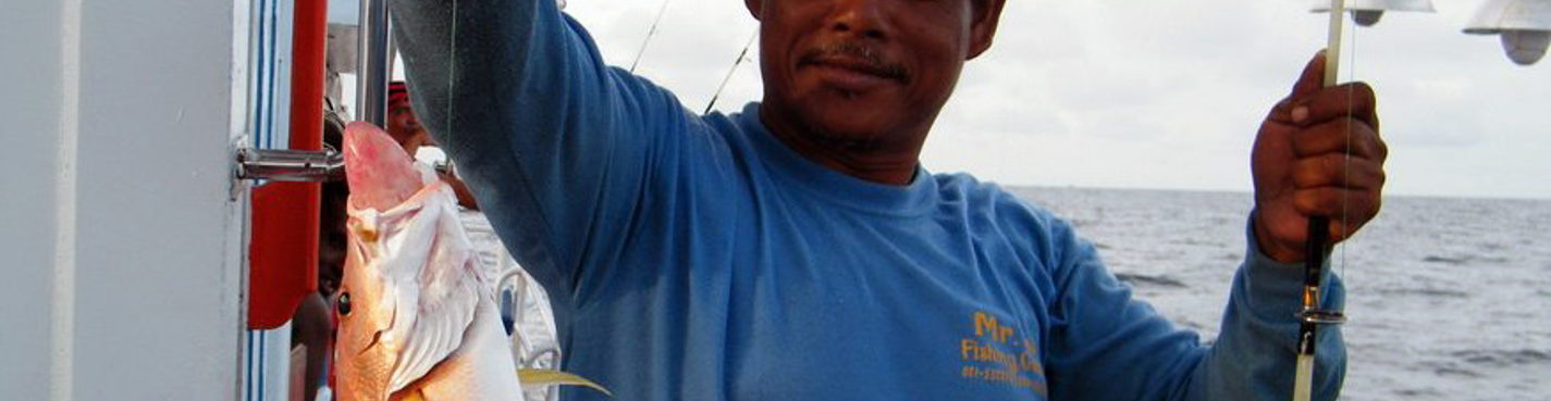 Дневная морская рыбалка на Самуи