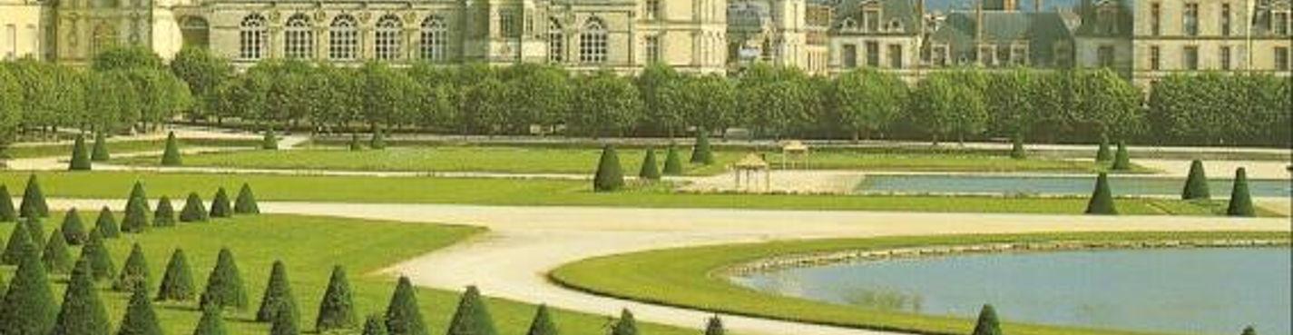 Фонтенбло. Резиденция королей и императоров
