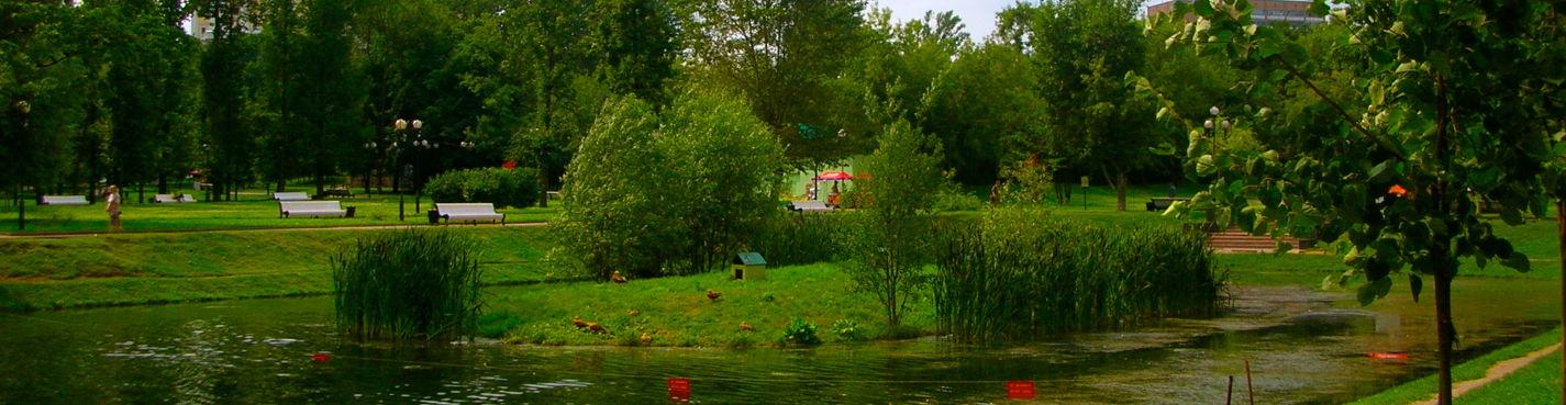 Зелёная Москва - неизвестная Москва