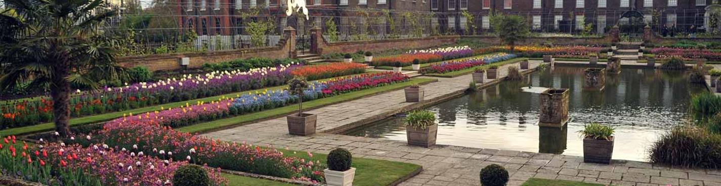 Королевские дворцы, парки, музеи и не только
